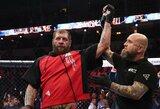Pamatykite: A.Jemeljanenka nokautavo buvusią UFC žvaigždę