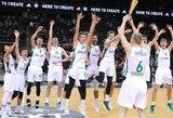 """""""Žalgiris"""" užtikrintai nugalėjo titulo neapgynusį """"Rytą"""" ir pateko į finalinį Eurolygos jaunimo turnyrą"""