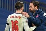 Anglijos treneris susirūpino dėl futbolininkų senatvinės silpnaprotystės