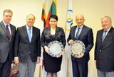 LTOK lankėsi Europos dviračių sąjungos vadovai