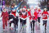 Artėja jubiliejinis 45-asis tradicinis Kalėdinis bėgimas Vilniuje