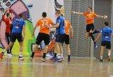 Garliavoje – finalo vertas Vilniaus ir Kauno komandų mūšis