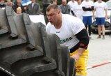 V.Lalas laimėjo finalinį Lietuvos galiūnų čempionato etapą