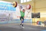 I.Kačinskas Europos sunkiosios atletikos čempionate – 13-as