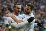 """Konfliktas """"Real"""" gretose? G.Bale'as anksčiau laiko paliko treniruotę, treneris tai vadina """"vidiniu reikalu"""""""