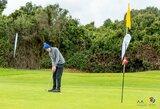 """Lietuvos golfo talentas G.Mackelis po audros Ispanijos turnyre: """"Tokį orą buvau pamiršęs"""""""