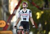 """Vienas nuo visų pabėgęs S.Kraghas Andersenas laimėjo """"Tour de France"""" etapą"""
