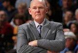 G.Karlui – keturių NBA klubų dėmesys