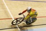 S.Krupeckaitė kovos dėl pasaulio čempionato sprinto rungties aukso medalio