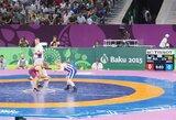 """Lietuvos """"laisvūnams"""" Europos žaidynėse nepavyko iškovoti pergalių (komentaras)"""