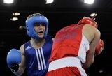 Europos bokso čempionate Minske lietuviai pasirodymą pradės sekmadienį