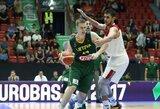 """""""Šiaulių"""" FIBA Europos taurės sezono pabaigoje - įspūdingas M.Echodo pasirodymas"""