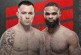 Las Vegase – buvusių UFC čempionų kautynės