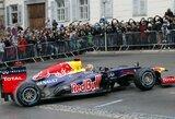 """S.Vettelis tikisi, kad """"Formulė 1"""" sugrįš į Austriją"""