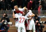 """""""Monaco"""" klubas išmetė """"Manchester City"""" iš Čempionų lygos"""
