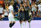 """M.Pjaničius užstojo komandos draugą: """"C.Ronaldo išvarymas iš aikštės yra absurdiškas"""""""
