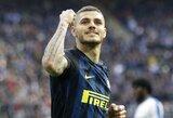 "M.Icardi apsisprendė: lieka ""Inter"""