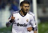 "K.Benzema: ""Mes vis dar galime pavyti ""Barcelona"""