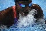 Įspūdinga: A.Atkinson aplenkė J.Jefimovą ir pagerino pasaulio rekordą