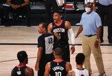 R.Westbrooką įžeidęs R.Rondo brolis išvarytas iš rungtynių