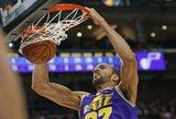 NBA stabdo čempionatą: koronavirusas nustatytas lygos žvaigždei