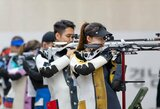 Lietuvos vyrų rinktinė pasaulio šaudymo čempionate – 28-a