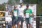 Lietuvos vasaros biatlono taurės varžybose – olimpiečių triumfas