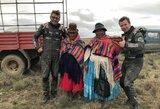 """A.Juknevičius šešto etapo finiše Bolivijoje: """"Šlapia, purvina ir sunki diena"""""""