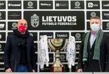 Trenerių mintys prieš Optibet LFF supertaurės rungtynes: J.Martinsas nori kurti istoriją, V.Čeburinas iš savo komandos tikisi lankstumo
