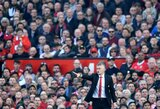 """O.G.Solskjaeras: """"Aš esu tinkamas žmogus dirbti su """"Manchester United"""""""