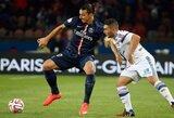 "Prancūzijos ""Supertaurė"": PSG – ""Lyon"""