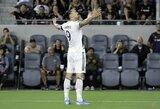 """Z.Ibrahimovičiaus žinutė: """"Jei """"Man United"""" manęs reikia, aš čia"""""""