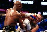 F.Mayweatheris: apie galimybes šiemet debiutuoti MMA narve ir kodėl dvikova su C.McGregoru yra sunkiai tikėtina