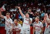Lenkija nesunkiai įveikė Venesuelos krepšininkus