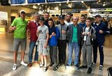 Europos moksleivių bokso čempionate pergalę iškovojo tik vienas lietuvis