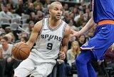 Prancūzijos krepšinio žvaigždės pasisako prieš J.Embiido kandidatūrą