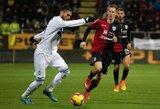 """""""Atalanta"""" minimaliu rezultatu įveikė """"Cagliari"""""""