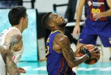 """""""Barcelona"""" Ispanijoje laimėjo penktą kartą iš eilės"""