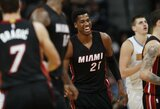 """""""Heat"""" žvaigždės negali jaustis ramios dėl savo ateities komandoje"""