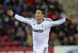 """""""Mallorca"""" nepasipriešino """"Real"""" klubui (+kiti rezultatai)"""