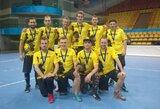 """""""Vorai"""" iš """"Winter Brest"""" turnyro šiemet grįžo pasidabinę aukso medaliais"""