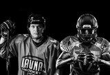 """""""Kaunas Hockey"""" kovai įkvėps amerikietiškojo futbolo žaidėjai"""