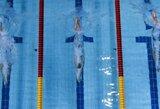 Plaukikai J.Bilis ir J.Rogožinas nepateko į Universiados pusfinalį