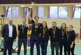 Lietuvos aukščiausios lygos badmintono čempionatą laimėjo Kęstučio Navicko akademijos ekipa
