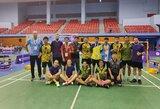 Lietuvos kurčiųjų badmintono rinktinė pergalingai pradėjo pasaulio čempionatą, bet neatsilaikė prieš japonus (papildyta)