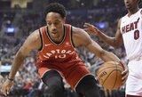 NBA paskelbė geriausius mėnesio krepšininkus ir trenerius