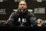"""Savo pergalę matęs R.Jonesas: """"Man skaudėjo po kiekvieno M.Tysono smūgio"""""""