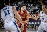 Juodkalnija paskelbė galutinį dvyliktuką pasaulio čempionatui