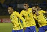 """""""Torino"""" klubas už 6 mln. eurų įsigijo talentą iš Brazilijos"""