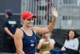 Geriausia pasaulio tenisininkė iškovojo pirmą sezono pergalę